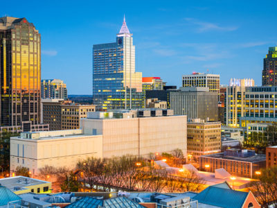Nashville tech firm expands with new Raleigh office