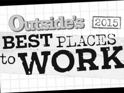 Zen Planner #15 on OUTSIDE's Best Places to Work