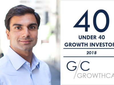 Vinay Kashyap Named on Top Growth Investor List