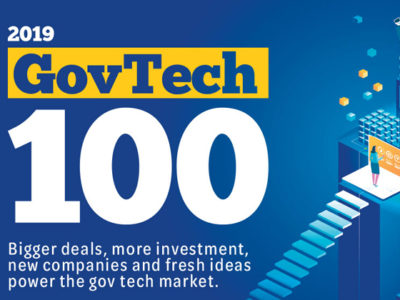 Forensic Logic Recognized on GovTech 100 List