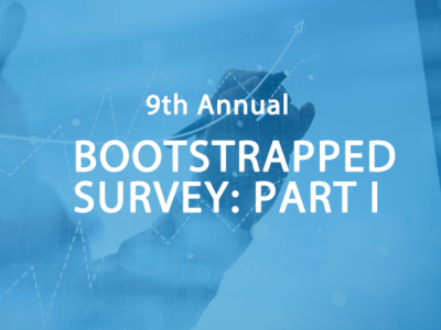 Bootstrapped Survey Part I: Growth Strategies