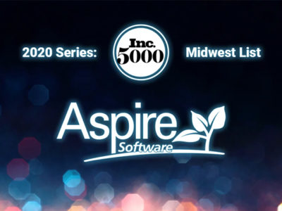 Aspire Ranks on the 2020 Inc. 5000 Series: Midwest List