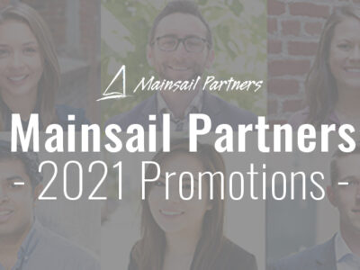 Mainsail Partners Announces Eight Internal Promotions