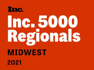 Aspire Software Ranks No. 115 on Inc. Magazine's List of the Midwest's Fastest-Growing Private Companies