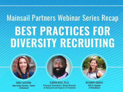 Best Practices for Diversity Recruiting