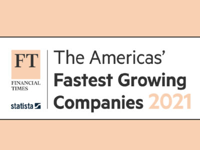 Aspire Named on Financial Times Fastest Growing Companies list