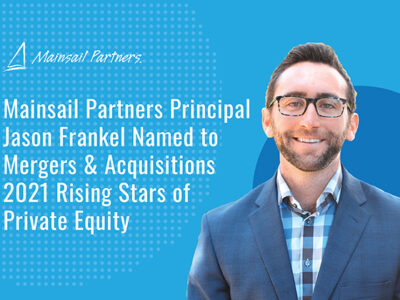 Jason Frankel Named Rising Star by Mergers & Acquisitions