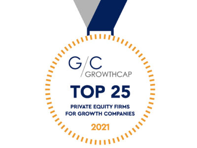 Mainsail Partners Named a Top 25 Private Equity Firm for Growth Companies